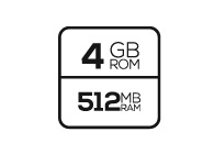 Icons Memory 4gb 512mb